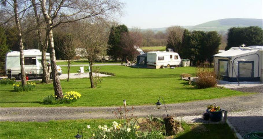 Picture of Lower Greenhill Camping & Caravan site