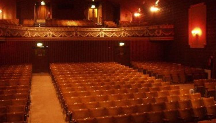 Pendle Hippodrome Theatre Theatre In Colne Colne Visit Pendle