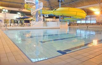 sports centres pools visit pendle